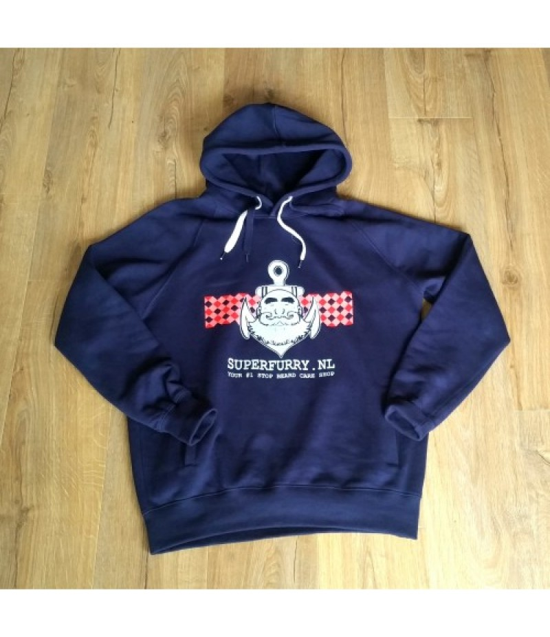 SUPERFURRY HOODIE SWEATER