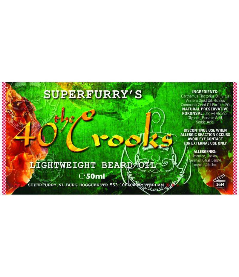 THE 40 CROOKS
