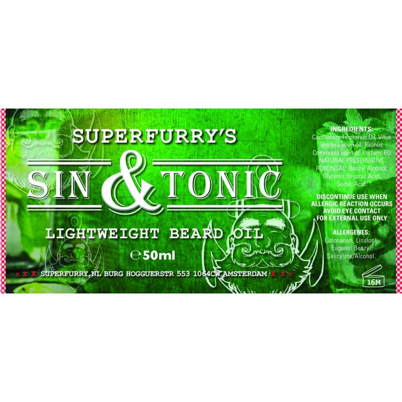 SIN & TONIC