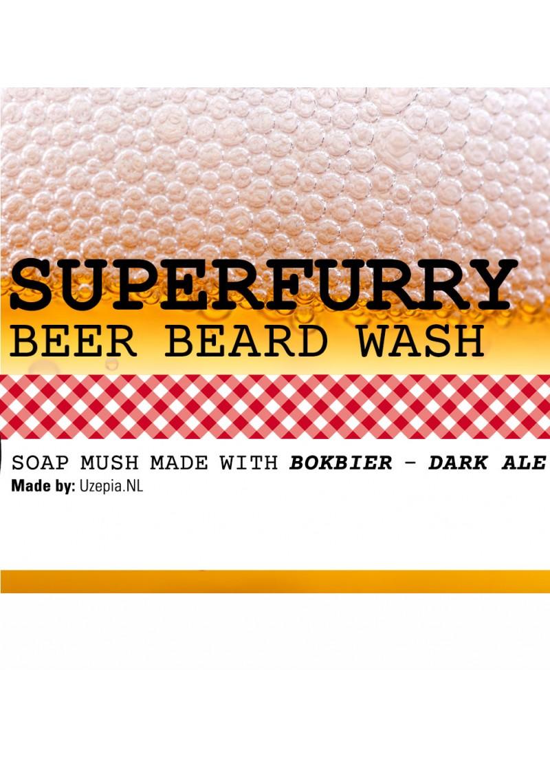 BEER BEARD WASH