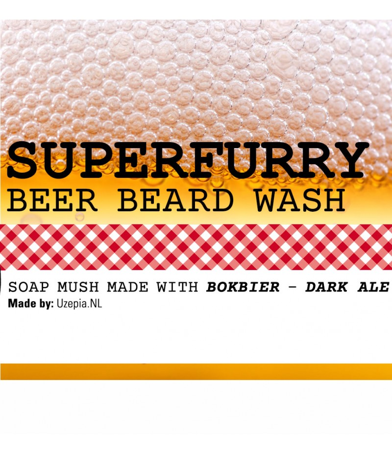 BEER BEARD WASH