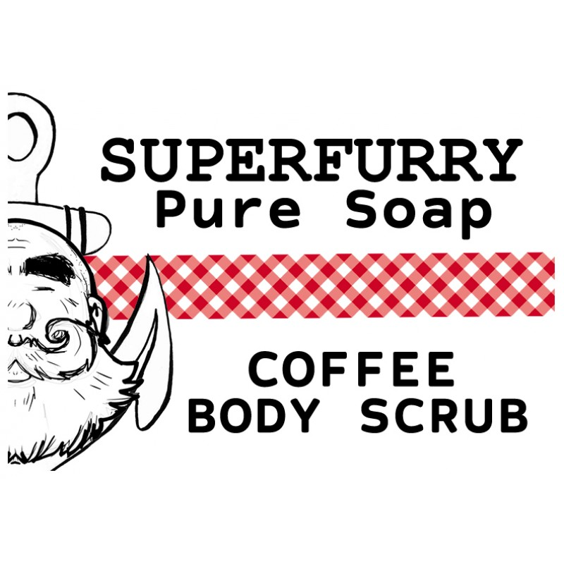 COFFEE BODY SCRUB