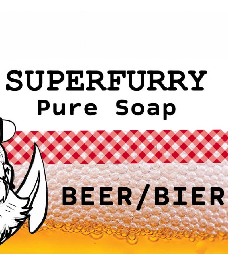 SHAMPOO & SOAP BAR BIER / BEER